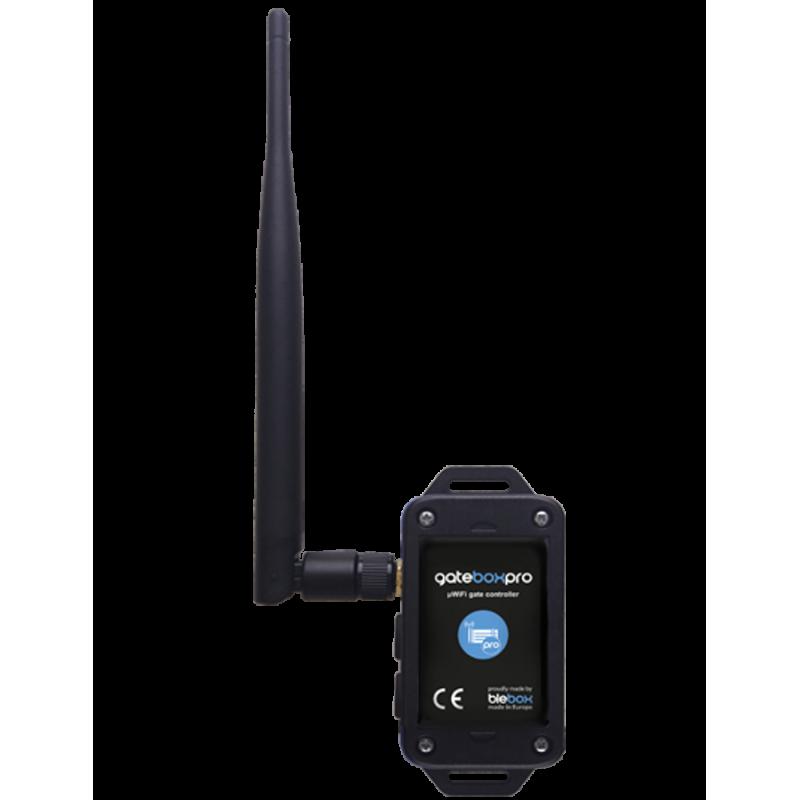 Gatebox Pro con antena amplificada